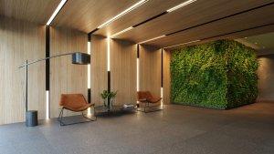 tendências de decoração de interiores